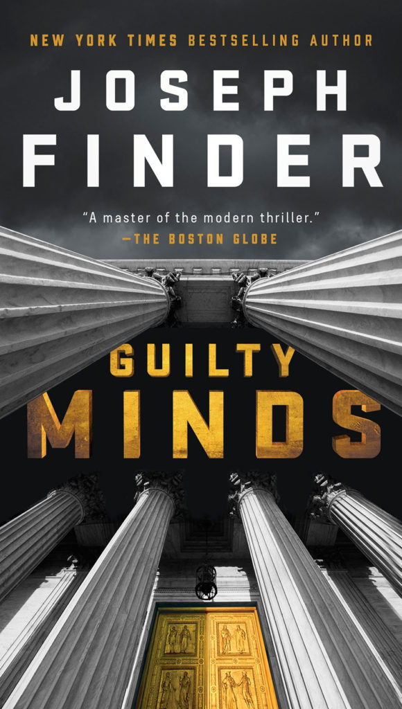 Guilty Minds - Finder_Paperback